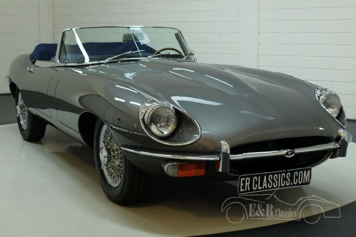 Jaguar E-Type Series 2 cabriolet 1968 for sale