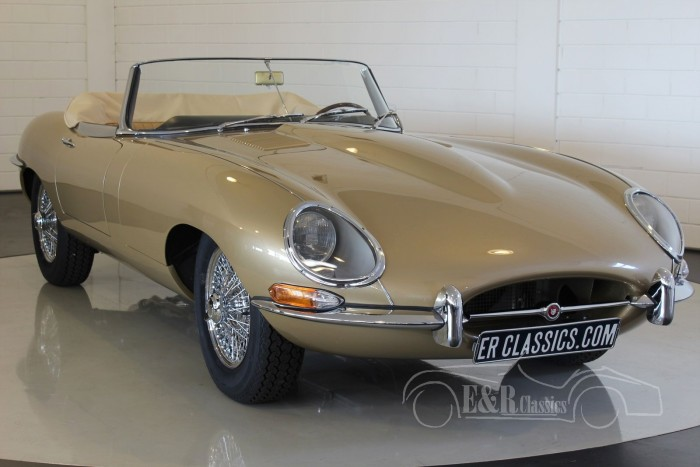 Jaguar E-Type Series I Roadster 1965 for sale