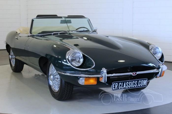 Jaguar E-type Series 2 Cabriolet 1970  for sale