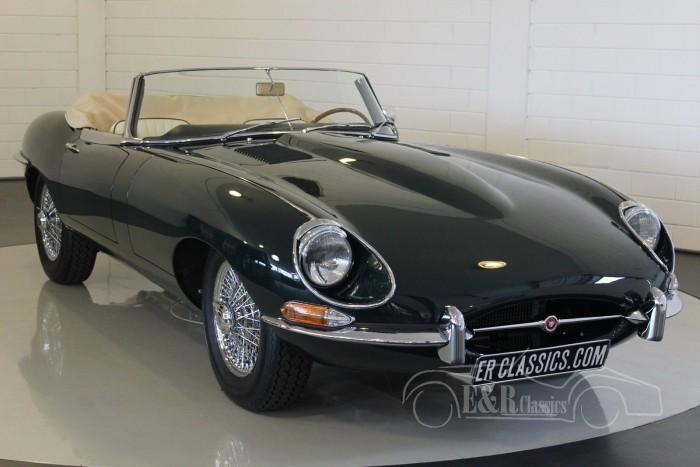 Jaguar E-type Series 1.5 Cabriolet 1968 for sale