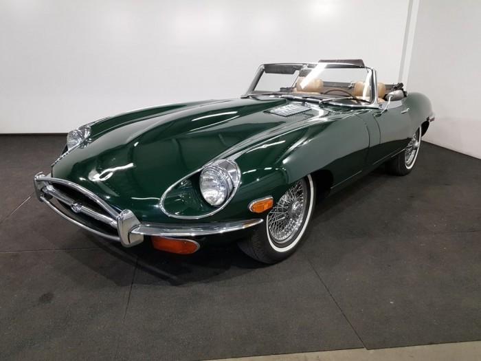 Jaguar E-type Series 2 Convertible 1970 for sale