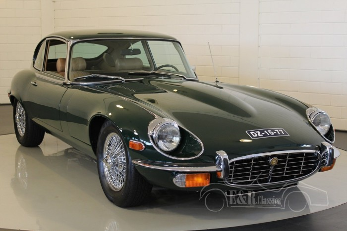 Jaguar E-Type 2+2 coupe 1971  for sale