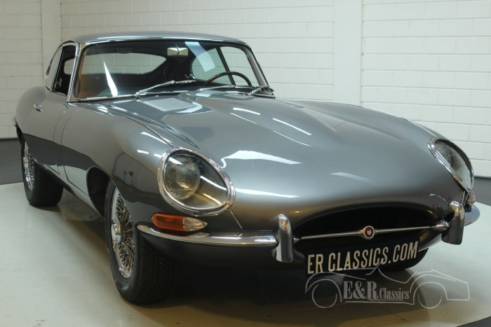 Jaguar E-type S1 Coupe 1961 for sale
