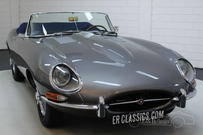 Jaguar E-type S1 3.8 Cabriolet 1964 for sale