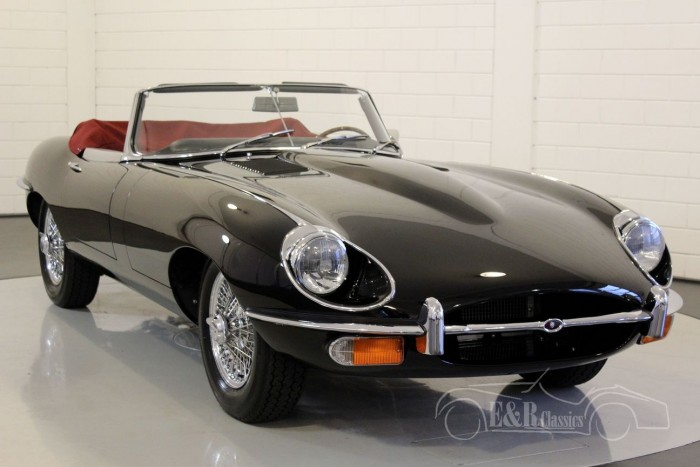 Jaguar E-Type S2 1969 cabriolet for sale