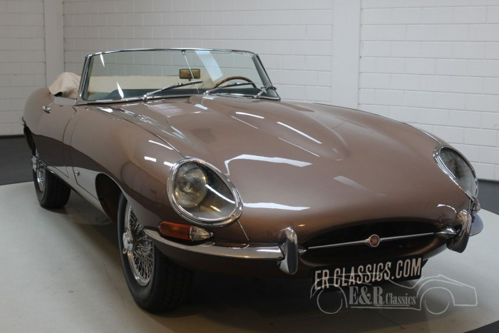 Jaguar E-type Series 1 convertible 1961 for sale