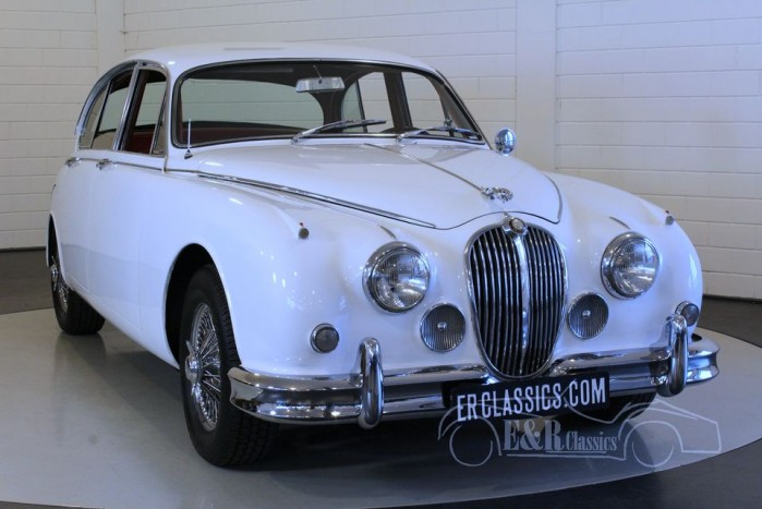 Jaguar MK2 Saloon 1960 for sale