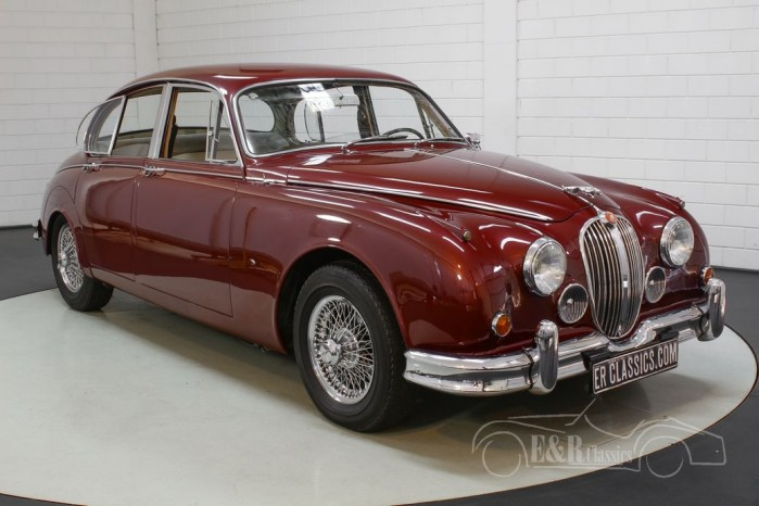 Jaguar MK2 for sale