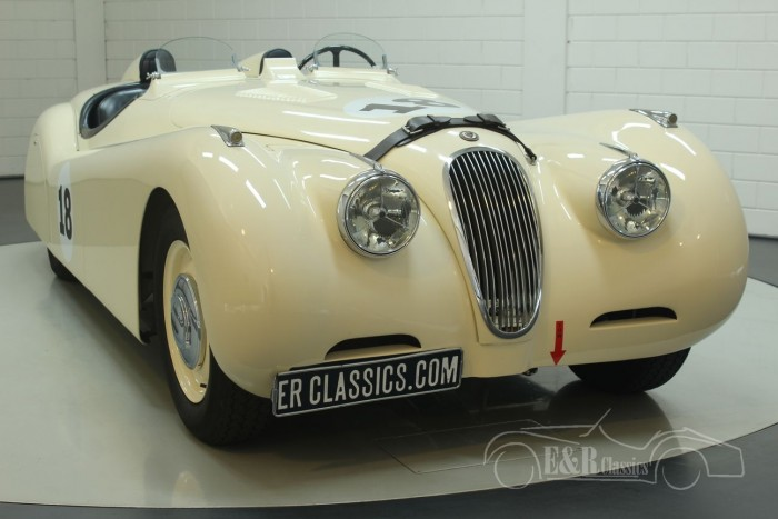 Jaguar XK120 Le Mans Roadster 1951  for sale