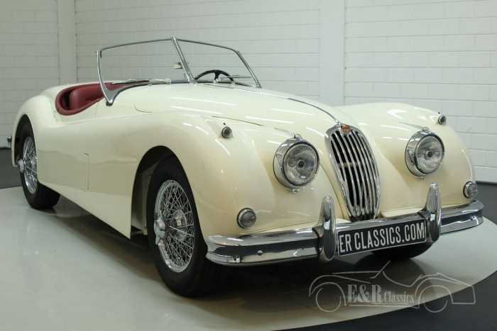 Jaguar XK140 OTS Roadster 1954  for sale