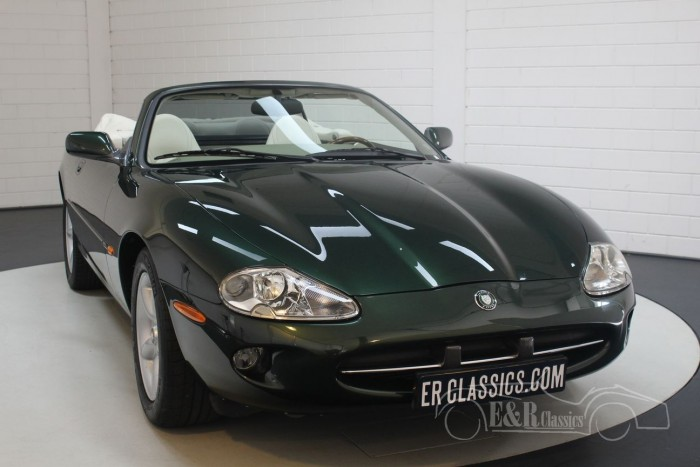 Prodej Jaguar XK8 Cabriolet 1998