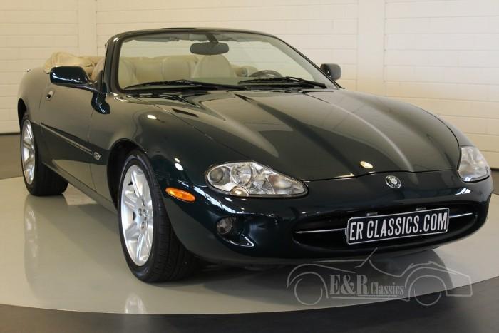 Jaguar XK8 cabriolet 2000  for sale