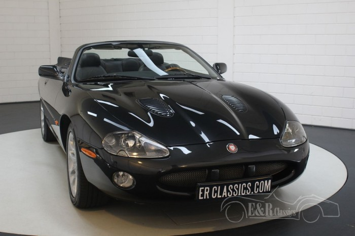 Jaguar XKR Cabriolet 2001  for sale