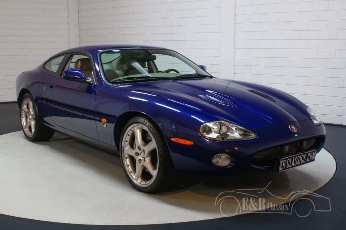 Jaguar XKR Coupe for sale
