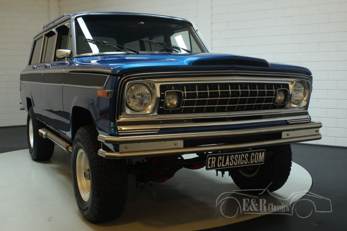 Jeep Wagoneer 1976  for sale
