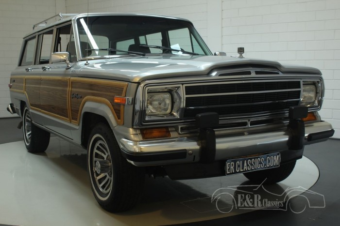 Jeep Grand Wagoneer 1991  for sale