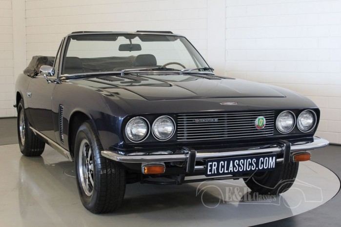 Jensen Interceptor Cabriolet 1975 for sale