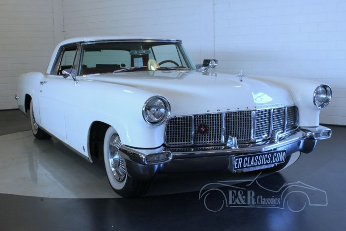 Lincoln Continental MK2 Hardtop coupe 1956  for sale