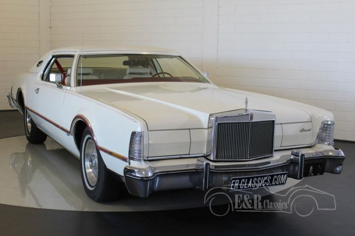 Lincoln Continental MK4 1976  for sale