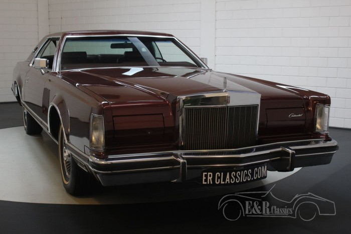 Lincoln Continental Mark V 1978 for sale