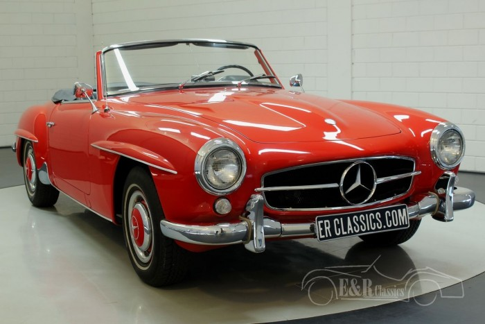 Mercedes-Benz 190SL Cabriolet 1961 for sale