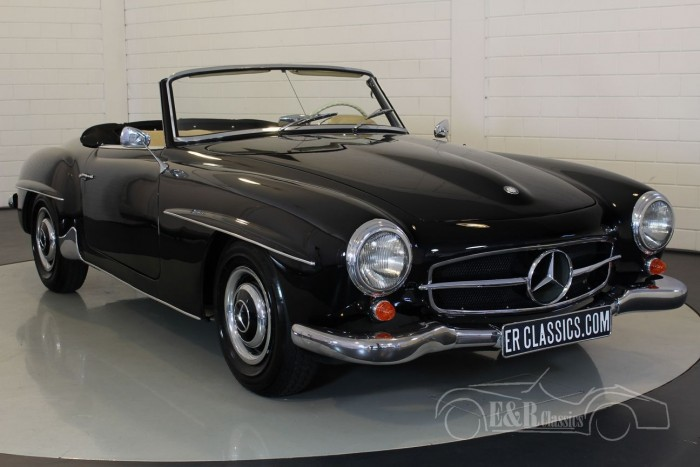 Mercedes Benz 190SL convertible 1962  for sale