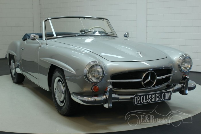 Mercedes-Benz 190SL 1955  for sale