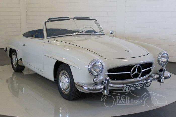 Mercedes-Benz 190SL Cabriolet 1960 for sale