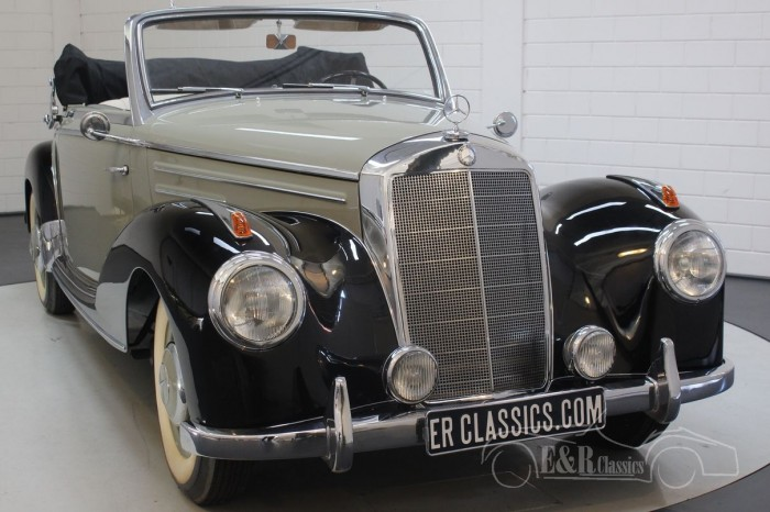 Mercedes-Benz 220A cabriolet 1952 for sale