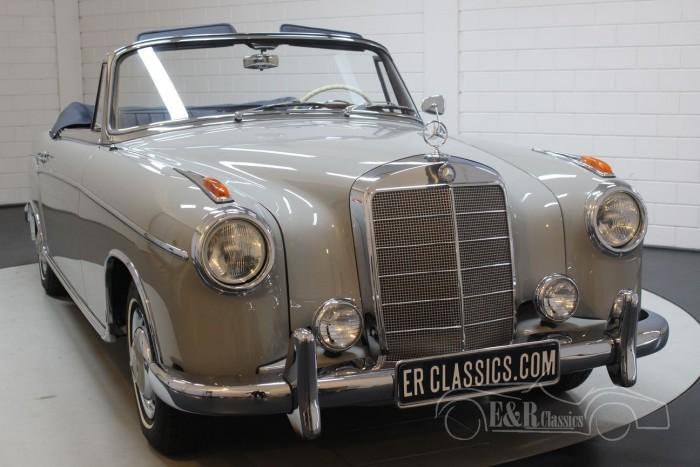 Mercedes-Benz 220 SE Convertible Ponton 1960 for sale