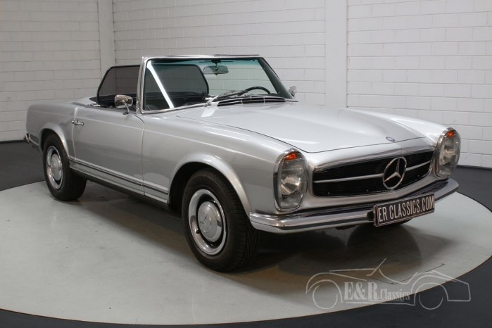 Mercedes-Benz 230 SL Pagode for sale