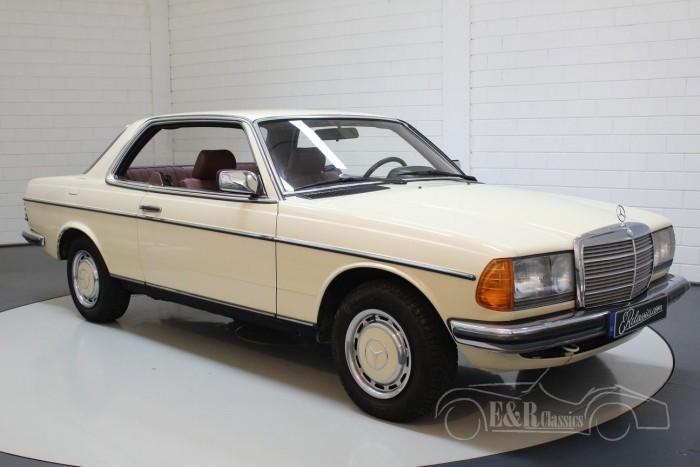 Predaj Mercedes-Benz 230 CE 1984