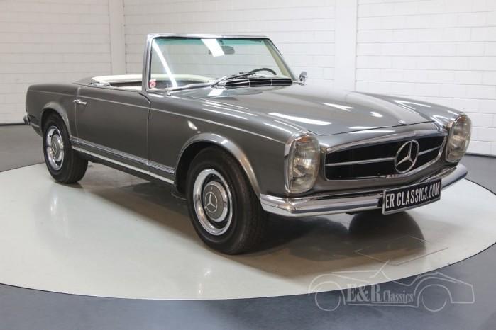 Sprzedaż Mercedes-Benz 230 SL