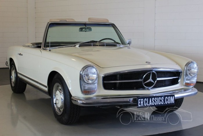 Mercedes-Benz 230 SL Pagode 1966 for sale
