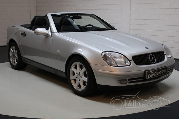 Mercedes-Benz SLK230 1998 for sale