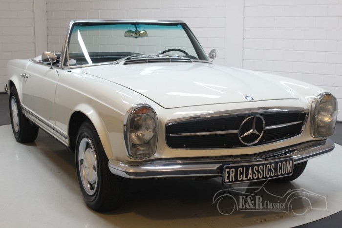 Mercedes-Benz 250SL 1967 for sale