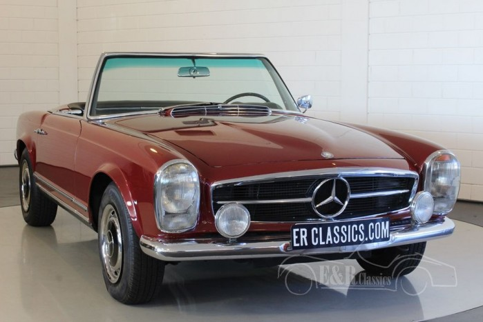 Mercedes-Benz 250 SL Pagode 1967  for sale