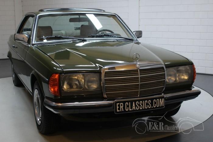 Mercedes-Benz 280CE Coupé W123 1981 for sale