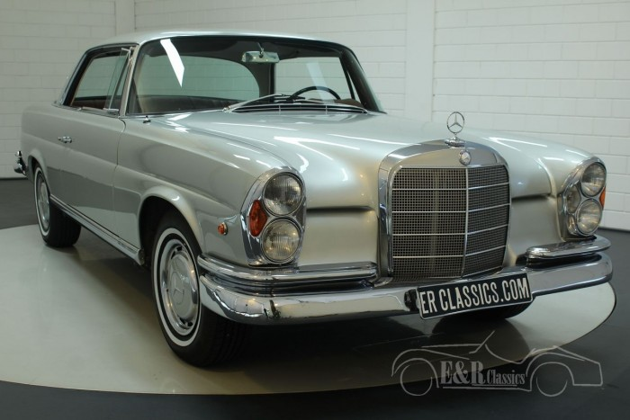 Mercedes-Benz 280SE Coupe 1968 for sale