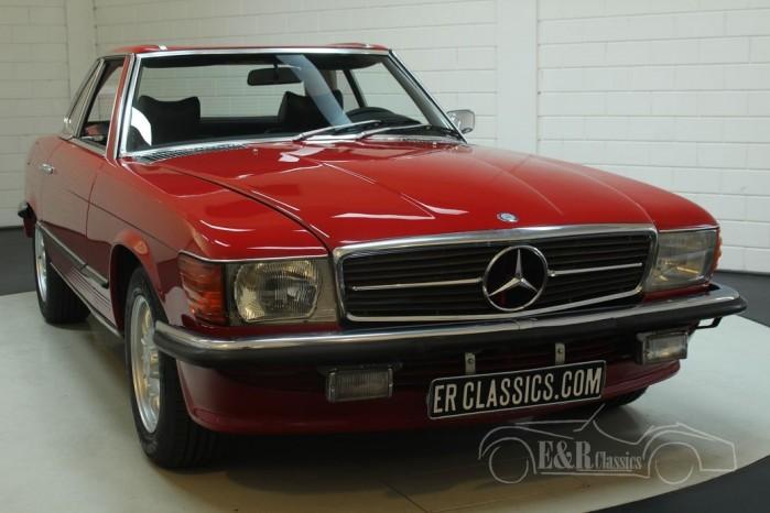 Predám Mercedes-Benz 280SL 1975