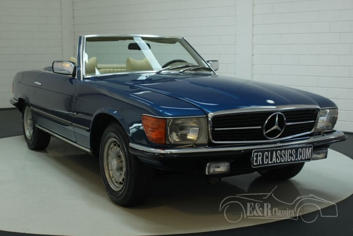 Mercedes Benz 280 SL 1976  for sale