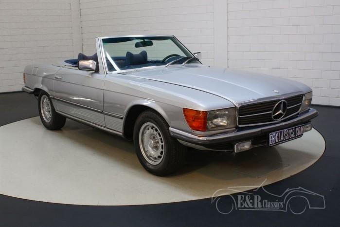 Mercedes-Benz 280SL for sale