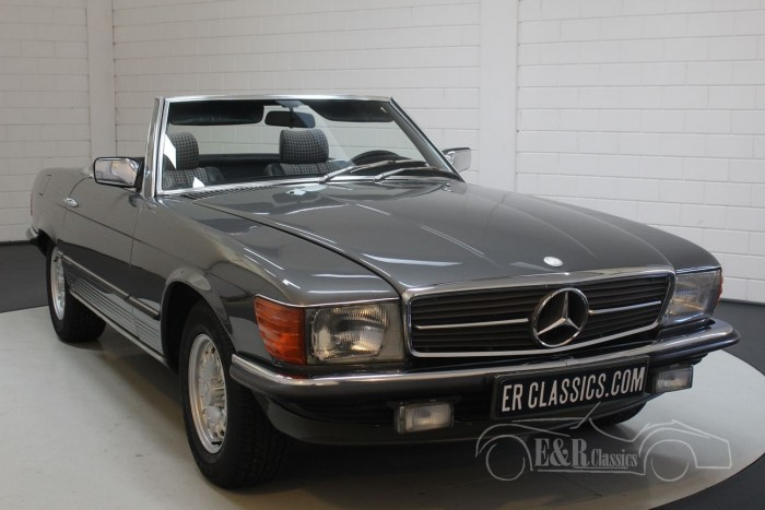 Mercedes-Benz 280SL 1982 for sale