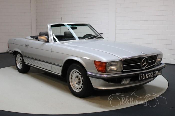 Mercedes-Benz 280 SL eladó