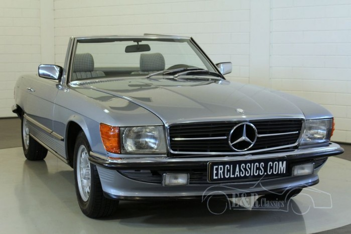 Mercedes Benz 280SL Cabriolet 1983 for sale
