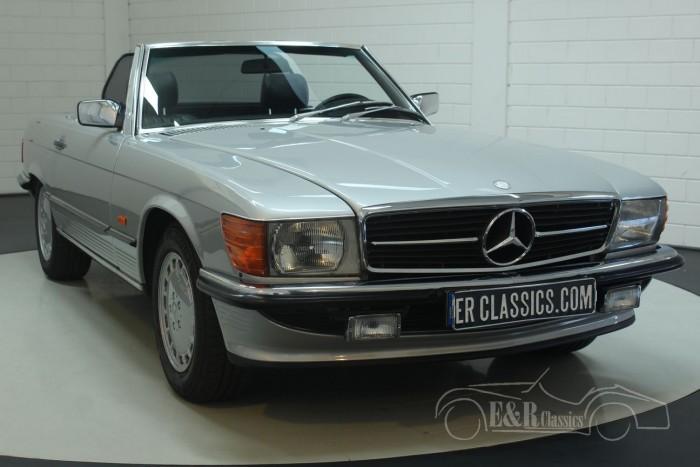 Mercedes Benz 300SL cabriolet 1986 for sale