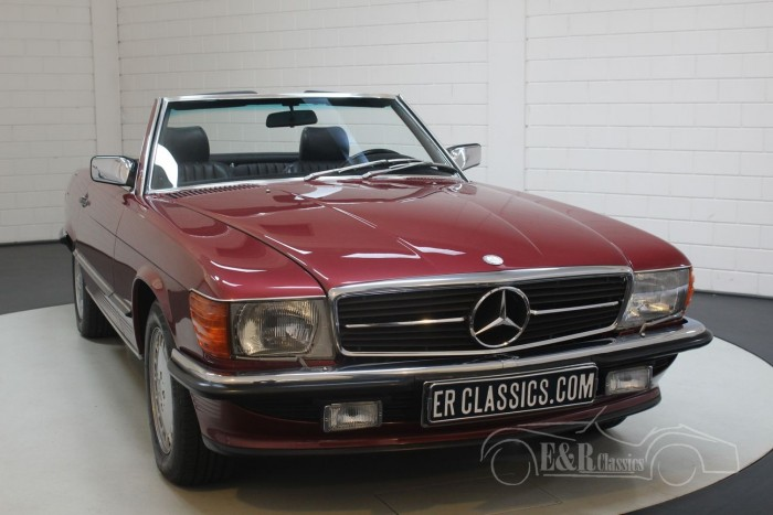 Mercedes-Benz 300 SL Cabriolet 1989 for sale