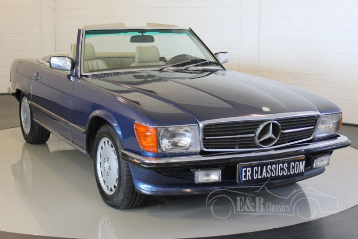 Mercedes-Benz 300SL Cabriolet 1986 for sale