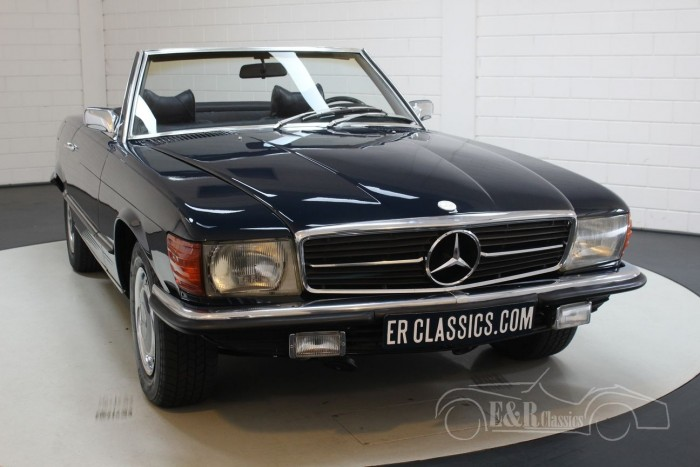Mercedes-Benz 350SL Convertible 1971 for sale