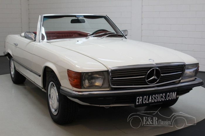 Mercedes-Benz 350SL 3.5 V8 1972 for sale